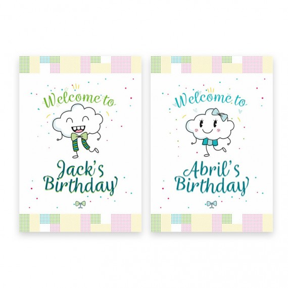 Happy Sunshine Day Template Pack – poster