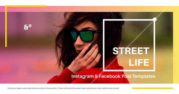 Street Life, Plantilla Para Post de Facebook e Instagram – street-life-post-templates-1200x630-layout-1