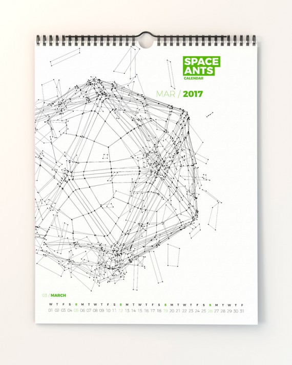 Space Ants Calendar Template – space-ants-calendar-template-page-04