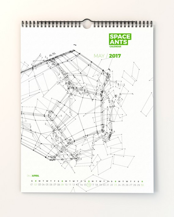 Space Ants Calendar Template – space-ants-calendar-template-page-06