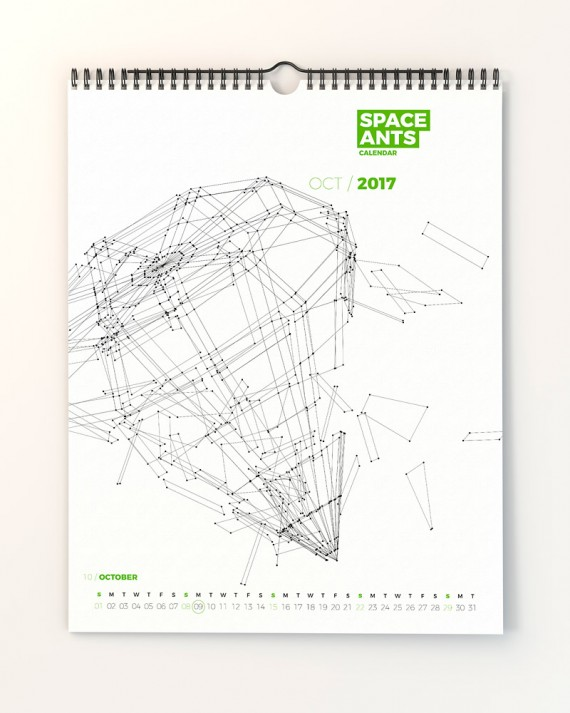 Space Ants Calendar Template – space-ants-calendar-template-page-11