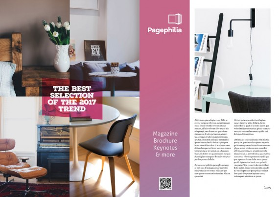 Homesearch, Plantilla de Revista Para InDesign – homesearch-magazine-template4