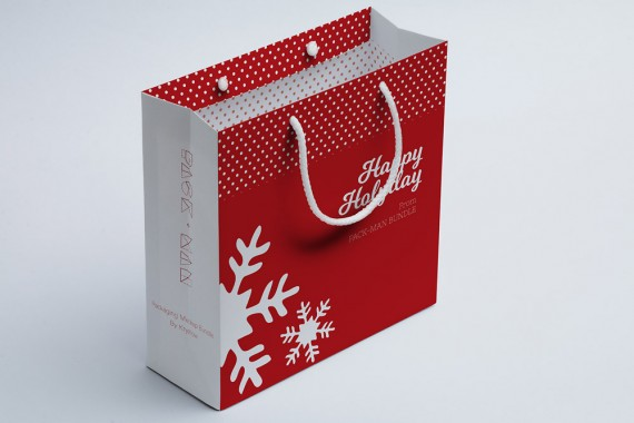 Christmas Packaging Vector Designs (Pack-Man Edition) – shopping-bag-mockup-06