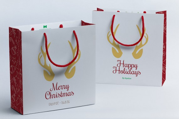 Christmas Packaging Vector Designs (Pack-Man Edition) – shopping-bag-mockup-07