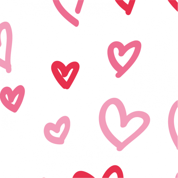 Heartbeat, Seamless Vector Patterns for Saint Valentine's Day – heartbeat-pattern-for-saint-valentines-day-ktyellow-03