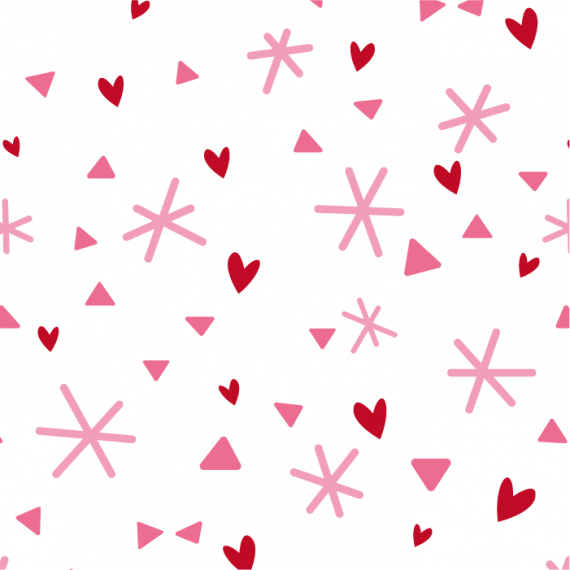 Heartbeat, Seamless Vector Patterns for Saint Valentine's Day – heartbeat-pattern-for-saint-valentines-day-ktyellow-08