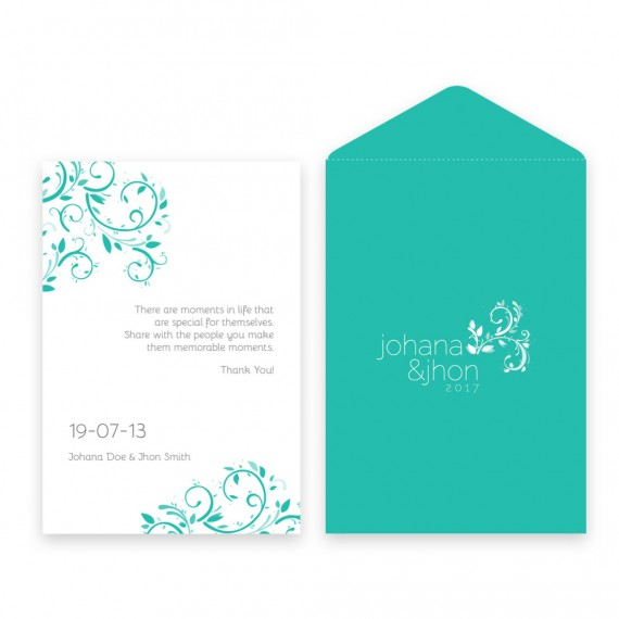 Love Wedding Template Pack – love-wedding-stationery-template-14