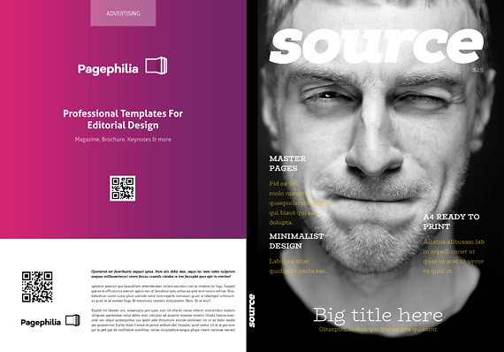 Source Magazine Template – source-magazine-template