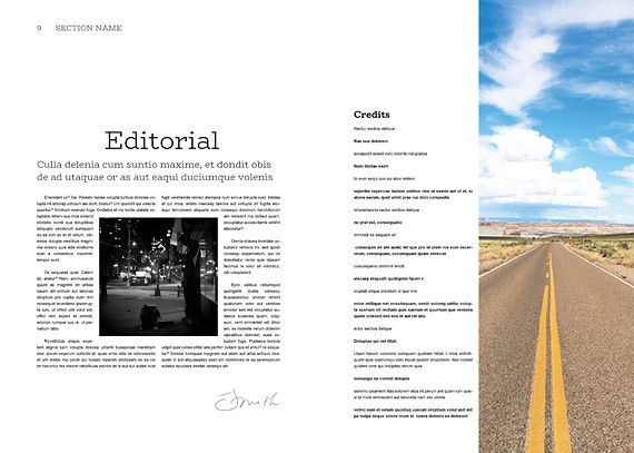 Plantilla De Revista Source – source-magazine-template4