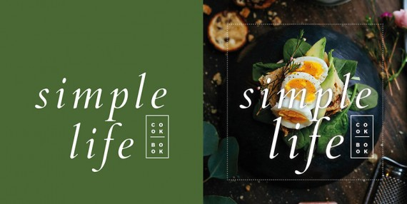 Simple Life, Plantilla de un Recetario de Cocina – simple-life-cookbook-template1